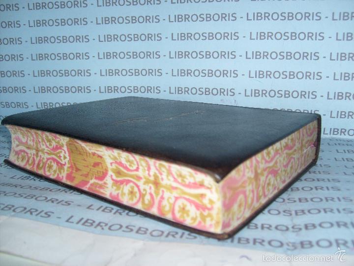 Libros de segunda mano: DUQUE DE RIVAS - OBRAS COMPLETAS - AGUILAR - PRIMERA EDICIÓN - Foto 5 - 58285243