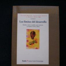 Libros de segunda mano: LOS LIMITES DEL DESARROLLO. Lote 58322761