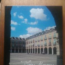 Libros de segunda mano: PLAZAS MAYORES DE ESPAÑA, NUESTRO PATRIMONIO CULTURAL, EDICIONES RUEDA, 2003. Lote 58330869
