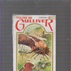 Libros de segunda mano: LOS VIAJES DE GULLIVER / JONATHAN SWIFT. Lote 58331491