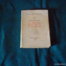 Libros de segunda mano: BIBLIOTECA LITERARIA DEL RELOJERO VI. JESUS HERNANDEZ PERERA, LA PINTURA ESPAÑOLA Y EL RELOJ. Lote 58349537