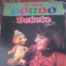 Libros de segunda mano: FASCICULO DE EL LIBRO GORDO DE PETETE - DEL TOMO VERDE --REFCAPLEENHAULT. Lote 58375756