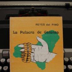 Libros de segunda mano: LA PULSERA DE GALANAS, REYES DEL PINO.CUATRO CUENTOS EL HIERRO.CANARIAS 1983.FLORA LILIA BARRERA ALA. Lote 58376434