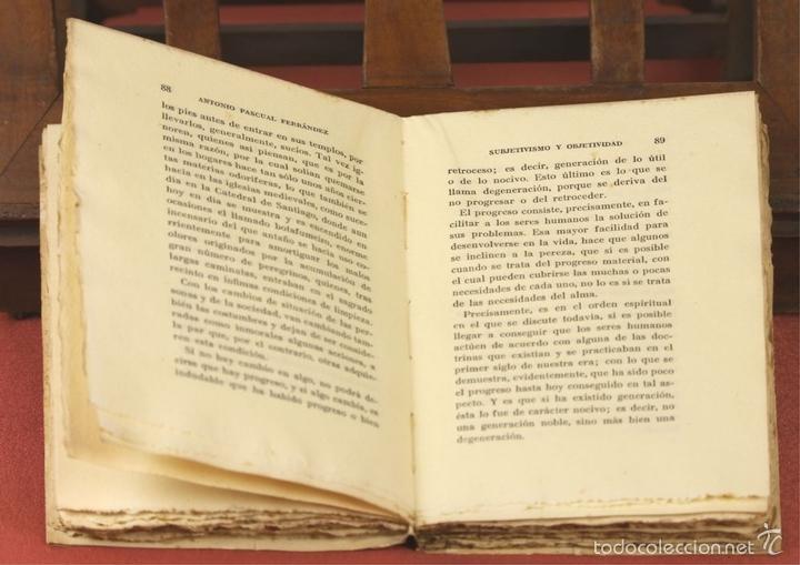 Libros de segunda mano: 7862 - EDITORIAL PEÑISCOLA. 2 TOMOS(VER DESCRIP). ANTONIO PASCUAL FERRANDEZ. 1961. - Foto 4 - 58408740