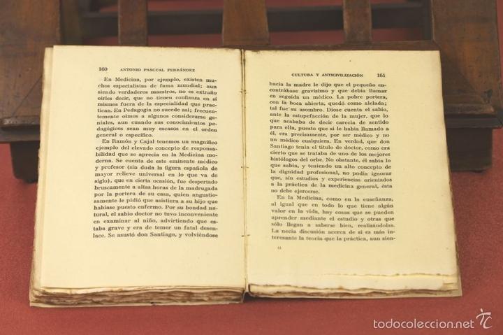 Libros de segunda mano: 7862 - EDITORIAL PEÑISCOLA. 2 TOMOS(VER DESCRIP). ANTONIO PASCUAL FERRANDEZ. 1961. - Foto 6 - 58408740