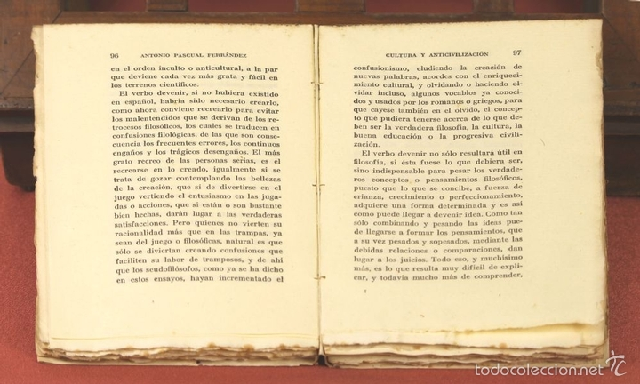 Libros de segunda mano: 7862 - EDITORIAL PEÑISCOLA. 2 TOMOS(VER DESCRIP). ANTONIO PASCUAL FERRANDEZ. 1961. - Foto 7 - 58408740