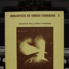 Libros de segunda mano: HISTORIA DE LA INQUISICION EN LAS ISLAS CANARIAS IV, AGUSTIN MILLARES TORRES.CANARIAS 1981.FACSIMIL. Lote 58408807