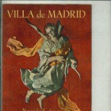Libros de segunda mano: VILLA DE MADRID. NAVIDAD DE 1959.. Lote 58411189
