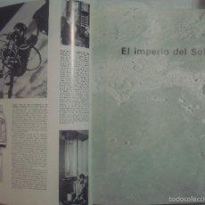 Libros de segunda mano: LOS TRIUNFOS DE LA CIENCIA. 1967. GRAN FOLIO. MUY ILUSTRADO*. Lote 58414234