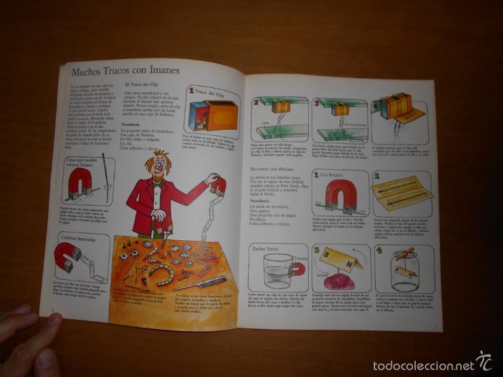 Libros de segunda mano: CÓMO HACER BATERÍAS E IMANES SEGUNDA EDICIÓN EDICIONES PLESA AÑO 1975 47 PÁGINAS - Foto 3 - 58415616