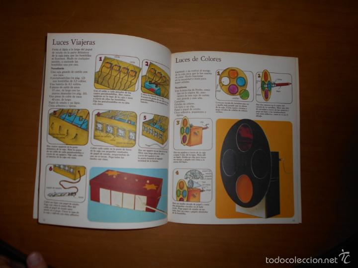 Libros de segunda mano: CÓMO HACER BATERÍAS E IMANES SEGUNDA EDICIÓN EDICIONES PLESA AÑO 1975 47 PÁGINAS - Foto 4 - 58415616