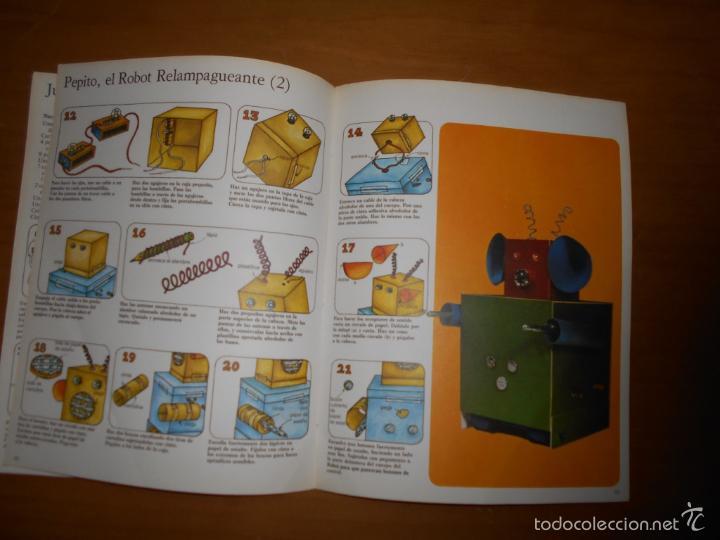 Libros de segunda mano: CÓMO HACER BATERÍAS E IMANES SEGUNDA EDICIÓN EDICIONES PLESA AÑO 1975 47 PÁGINAS - Foto 5 - 58415616