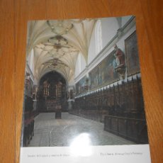 Livres d'occasion: LA CARTUJA DE AULA DEI, FOTOGRAFIAS FRANCISCO ZUBILLAGA, ANALECTA CARTUSIANA, JAMES HOGG. Lote 58434953
