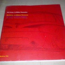 Libros de segunda mano: ALFA ROMEO LA BELLEZA NECESARIA 1994 CATALOGO DE LA EXPOSICION EN EL MUSEO NACIONAL DE CATALUÑA 1994. Lote 58435023