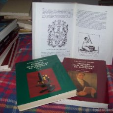 Libros de segunda mano: HISTORIA DE LA MEDICINA EN MALLORCA . 3 TOMOS.( DESDE SUS ORÍGENES / BARROCO / SIGLO XIX). UNA JOYA!. Lote 225627205