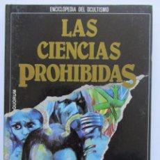 Libros de segunda mano: ENCICLOPEDIA DEL OCULTISMO 10. LAS CIENCIAS PROHIBIDAS. LAS SOMBRAS: SUEÑOS, HIPNÓSIS Y SUGESTIÓN.. Lote 58580731