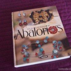 Libros de segunda mano: ATLAS ILUSTRADO DE ABALORIOS. Lote 58596831