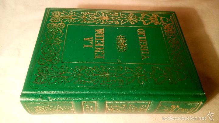 LIBRO LA ENEIDA VIRGILIO (Libros de Segunda Mano (posteriores a 1936) - Literatura - Otros)