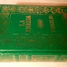 Libros de segunda mano: LIBRO LA ENEIDA VIRGILIO. Lote 58598557