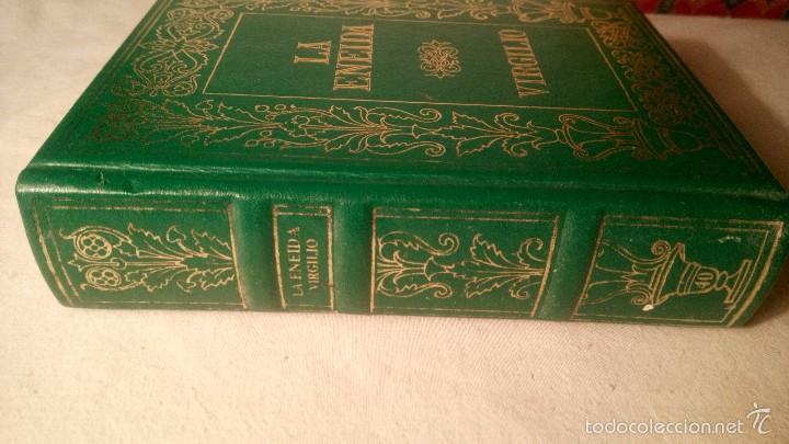 Libros de segunda mano: LIBRO LA ENEIDA VIRGILIO - Foto 2 - 58598557