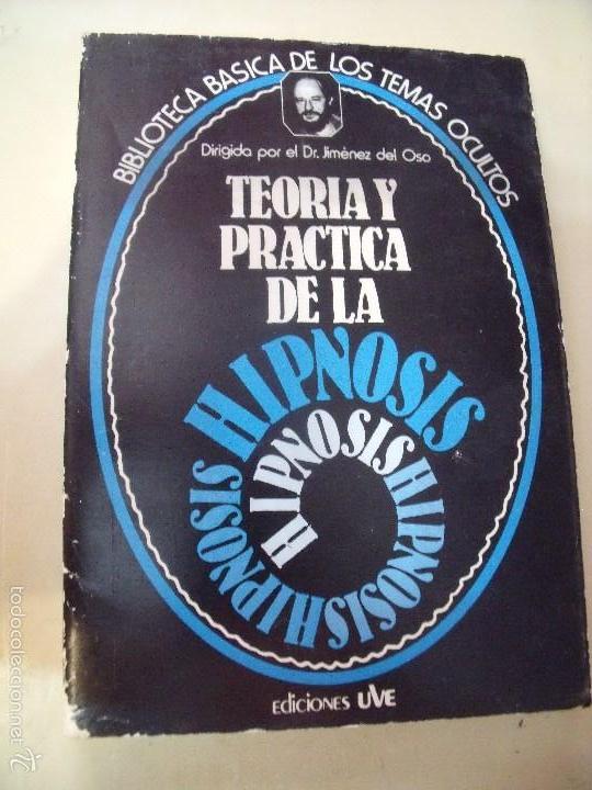 BIBLIOTECA DE LOS TEMAS OCULTOS HIPNOSIS (Libros de Segunda Mano - Parapsicología y Esoterismo - Otros)