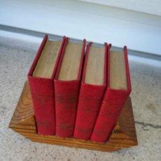 Libros de segunda mano: COLECCION 4 LIBROS MINIATURA, GRANDES BATALLAS, J ALONSO MARTINEZ, ED. ROCHE. Lote 58620943