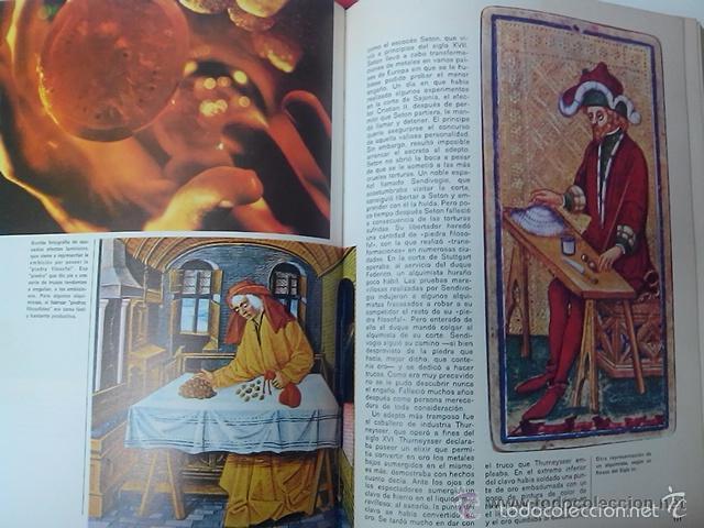 Libros de segunda mano: ENCICLOPEDIA DE LA MAGIA Y EL MISTERIO - TRES TOMOS (MATEU, 1975) OBRA COMPLETA - Foto 3 - 128449736