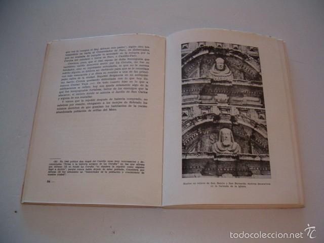 Libros de segunda mano: JUAN DE JESÚS VÁZQUEZ. Monasterio Cisterciense Santa María la Real de Sobrado. RM75980. - Foto 5 - 58687689