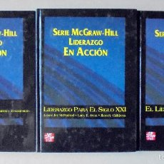 Libros de segunda mano: LIDERAZGO EN ACCIÓN.SERIE MCGRAW-HILL.--THE LEADERSHIP PRESS --. Lote 58696202