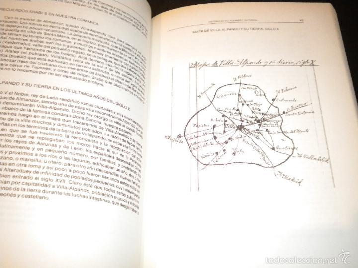 Libros de segunda mano: historia de la villa de villalpando / luis calvo lozano - Foto 3 - 58753985