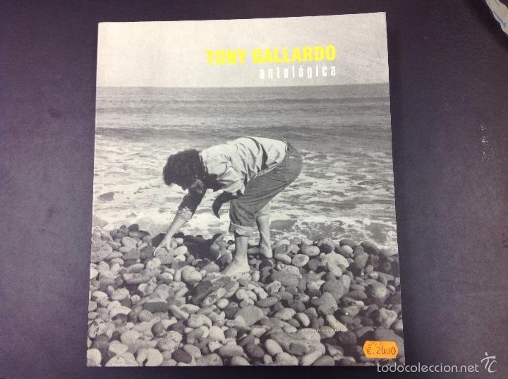TONY GALLARDO- ANTOLOGICA (Libros de Segunda Mano - Bellas artes, ocio y coleccionismo - Otros)