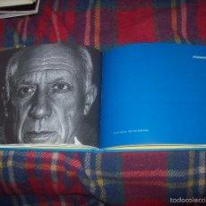 Libros de segunda mano: PICASSO CERÁMICAS. PEDRO A. SERRA. INSTITUTO CERVANTES. 2008. EXCELENTE EJEMPLAR. VER FOTOS.. Lote 58899350