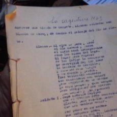 Libros de segunda mano: ANTIGUO LIBRO ANTIGUO ORIGINAL LA ARGENTINA DIALOGOS BLASCO GARAY SOLDADOS ETC.. Lote 58949875