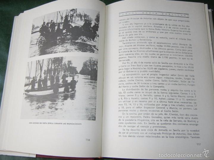 Libros de segunda mano: VIAJES REGIOS Y CACERÍAS REALES. MEMORIAS GENTILHOMBRE FERROVIARIO, DE M. ARRILLAGA. 1962 (CAZA) - Foto 3 - 171422393