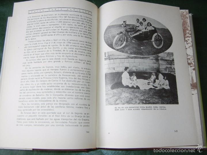 Libros de segunda mano: VIAJES REGIOS Y CACERÍAS REALES. MEMORIAS GENTILHOMBRE FERROVIARIO, DE M. ARRILLAGA. 1962 (CAZA) - Foto 4 - 171422393