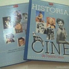 Libros de segunda mano: LA GRAN HISTORIA DEL CINE-TERENCI MOIX-2 TOMOS-ABC-N.. Lote 59528763