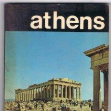 Libros de segunda mano: ATHENS HISTORY AND MONUMENTS SINCE 1.500 B.C. HELEN THEODOROPOULOS 64 PAGINAS MD193. Lote 59581111