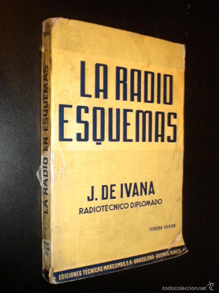 MANUAL DE CIRCUITOS DE TRANSISTORES / J. DE IVANA RADIOTECNICO DIPLOMADO / TERCERA EDICION (Libros de Segunda Mano - Ciencias, Manuales y Oficios - Otros)