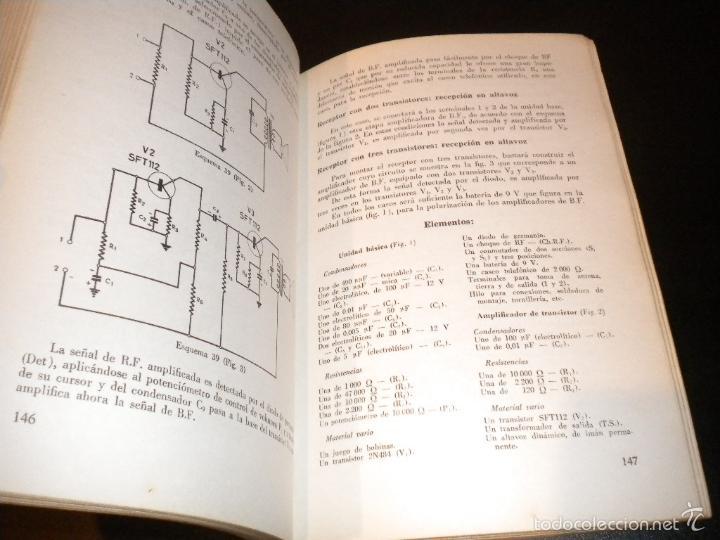 Libros de segunda mano: manual de circuitos de transistores / j. de ivana radiotecnico diplomado / tercera edicion - Foto 2 - 59633671
