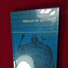 Libros de segunda mano: MANUAL DE ASTROLOGÍA - FRANCOIS LABAT - CIRCULO - BARCELONA - 1969 -. Lote 254335690