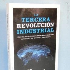 Libros de segunda mano: LA TERCERA REVOLUCIÓN INDUSTRIAL.--JEREMY RIFKIN. Lote 59679251