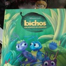 Libros de segunda mano: BICHOS DISNEY PIXAR EVEREST. Lote 59679744