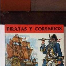 Libros de segunda mano: PIRATAS Y CORSARIOS. ED TEIDE. Lote 59735476