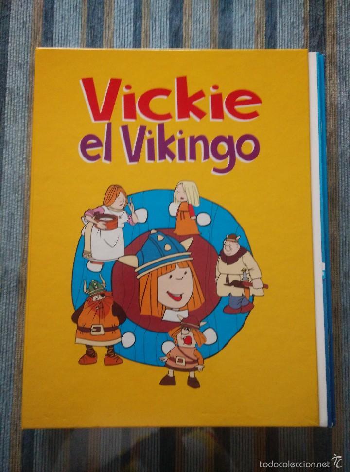 VICKIE EL VIKINGO (COLECCION COMPLETA) (RBA 2000) (Libros de Segunda Mano - Literatura Infantil y Juvenil - Otros)