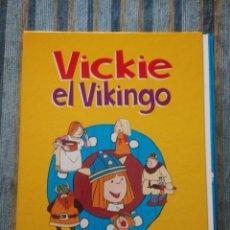 Libros de segunda mano: VICKIE EL VIKINGO (COLECCION COMPLETA) (RBA 2000). Lote 59850236