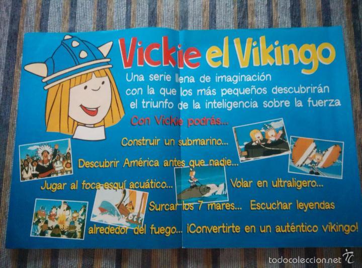 Libros de segunda mano: VICKIE EL VIKINGO (COLECCION COMPLETA) (RBA 2000) - Foto 5 - 59850236
