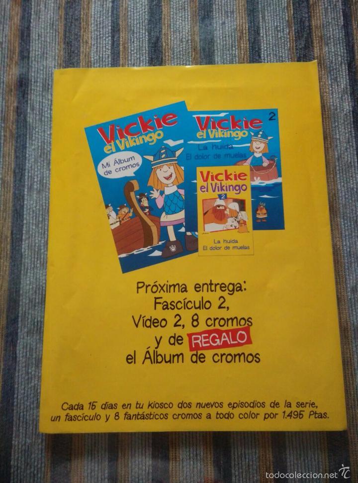 Libros de segunda mano: VICKIE EL VIKINGO (COLECCION COMPLETA) (RBA 2000) - Foto 6 - 59850236