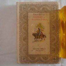 Libros de segunda mano: PROSPER MERIMEE, CARMEN Y UNA CORRIDA DE TOROS-MUY ILUSTRADO-MONTANER Y SIMON-1940. Lote 60059639