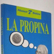 Libros de segunda mano: LA PROPINA - ENRIC LARREULA - EN CATALAN *. Lote 60062851