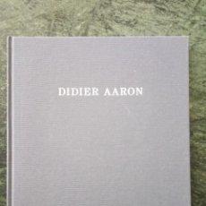 Libros de segunda mano: CATÁLOGO DE ARTE. DIDIER AARON CATALOGUE V. PARIS - LONDRES - NEW YORK. Lote 60165927